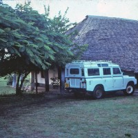 Tiwi House L rover